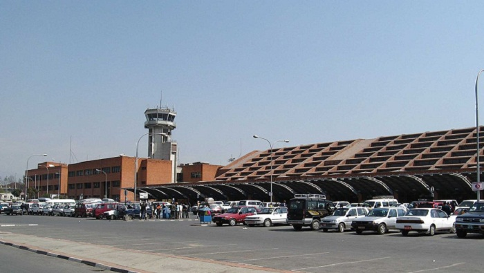 Tribhuvan world's deadliest airport