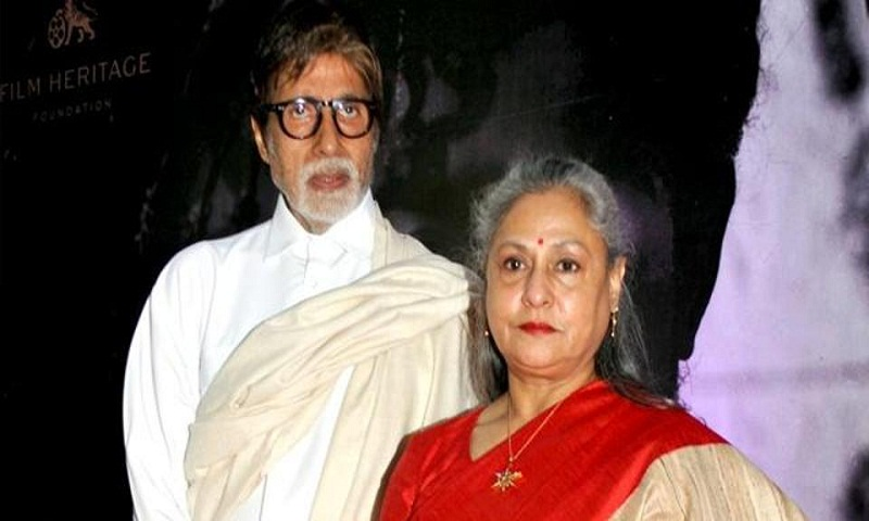 Jaya Bachchan reveals the cause behind Amitabh Bachchan's ill health