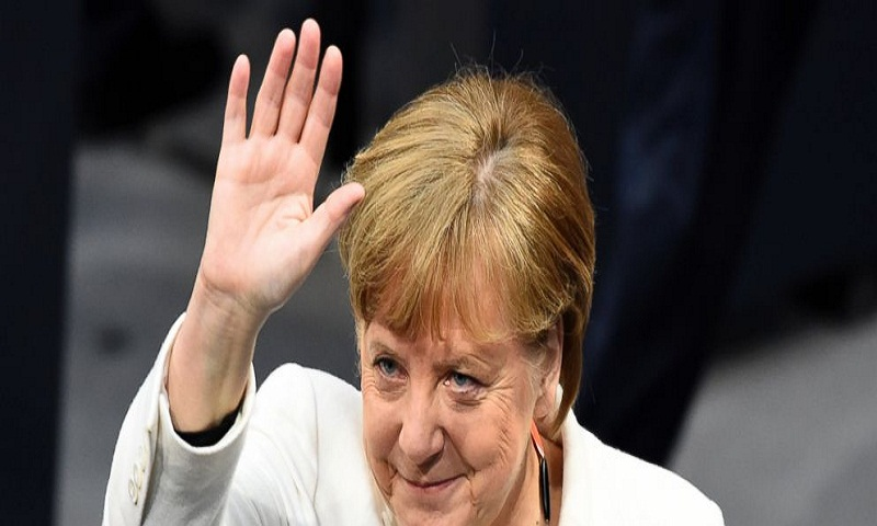 Angela Merkel elected to 4th term in Germany
