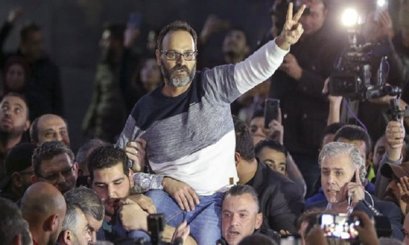 Lebanon frees actor Ziad Itani accused of collaborating with Israel