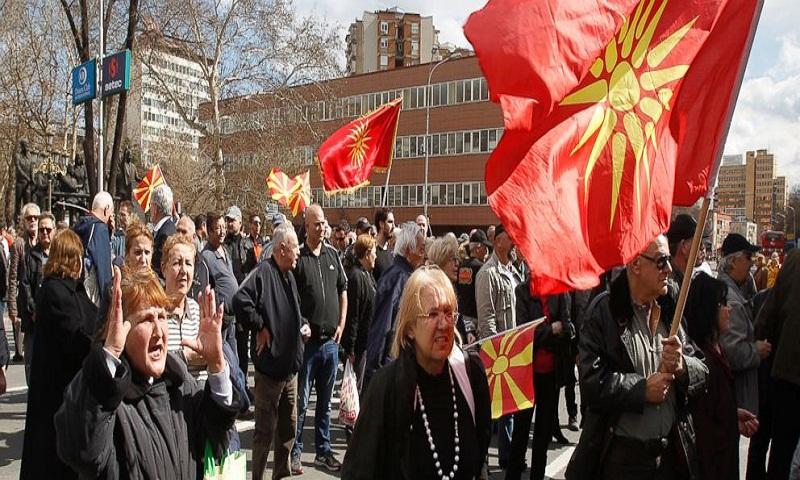 Macedonia faces new crisis over minority language law