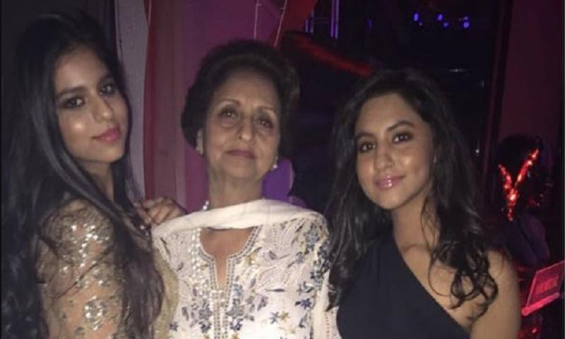 Suhana Khan brutally trolled for wearing short dress in front of elders: No manners, shame on parents