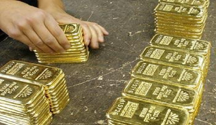 10 gold bars recovered in Benapole