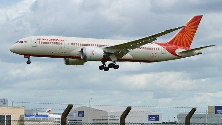 Air India to fly over Saudi airspace to Israel: spokesman