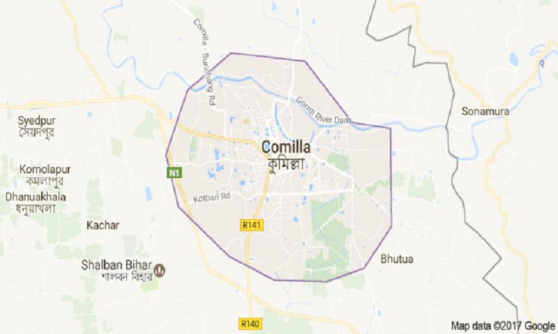 Schoolboy killed in Comilla road crash