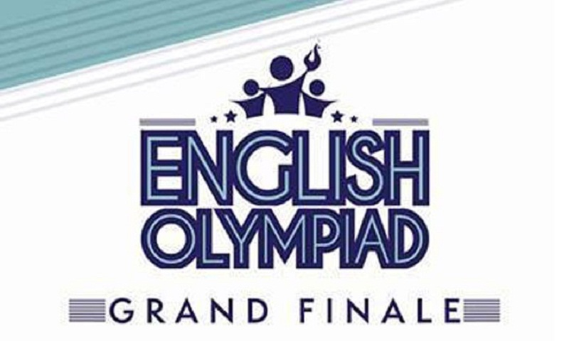 English Olympiad grand finale at ICCB today