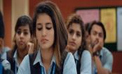 Internet sensation Priya Prakash Varrier is not allowed to use a mobile phone