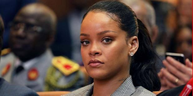 Rihanna slams Snapchat over beating ad