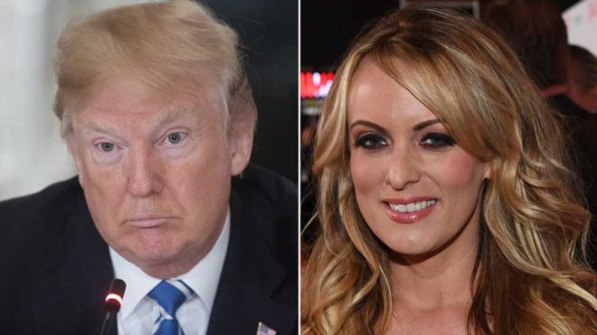 Trump lawyers seek $20m in damages from porn star Stormy Daniels
