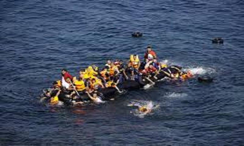 Greece: 6 dead from suspected migrant boat sinking in Aegean