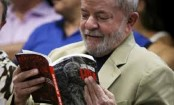 Brazil's ex-president Lula da Silva says he's 'ready' for jail in new book