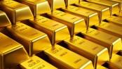50 gold bars seized at Chittagong Airport