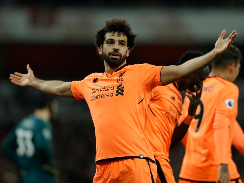 Salah's Liverpool produces desire Mourinho craves from Manchester United