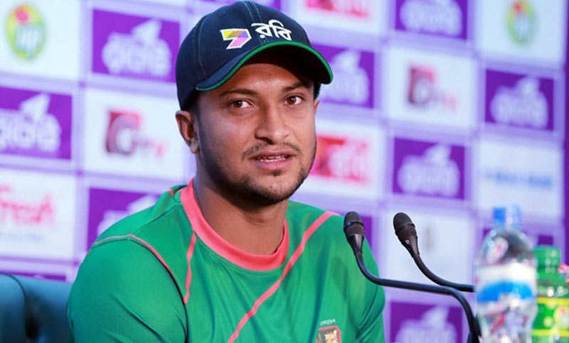 Shakib hopes to stay away from pressure, focus on final