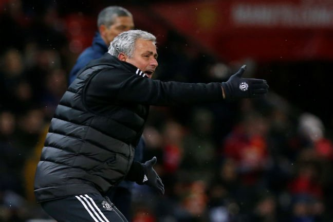 'No personality, no class, scared'-Mourinho blasts United