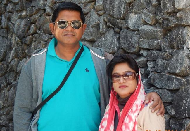 Pilot Abid's wife suffers brain stroke