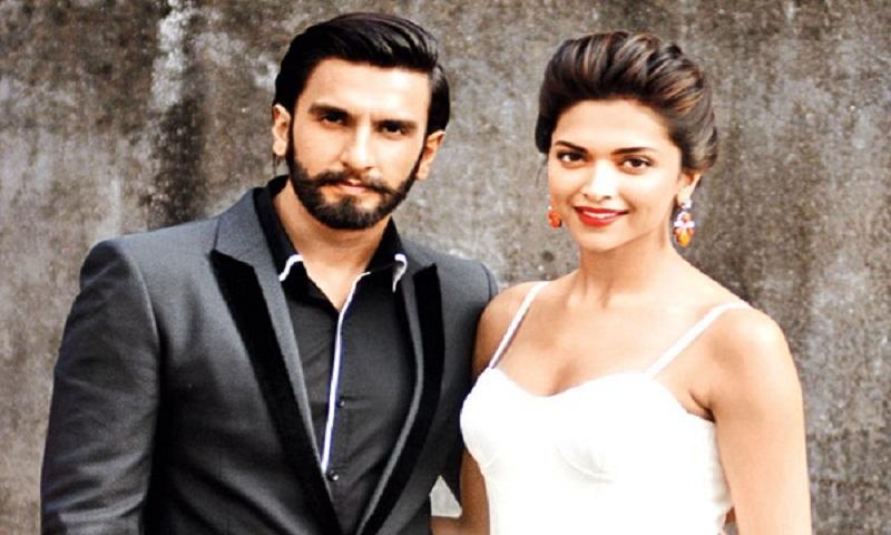 Ranveer Singh: I am blessed to have Deepika Padukone in my life