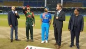 India wins the toss and to bowl first