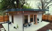 3D-printed homes turn sludge into shelter