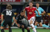 Mourinho favourites Lukaku, Matic send Manchester United into semi-finals