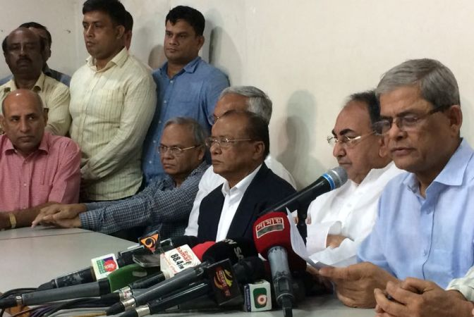 Khaleda denied justice by SC, BNP alleges