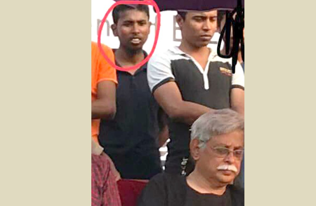 Attack on Zafar Iqbal: Another accused put on 7-day remand