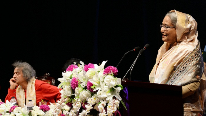 Bangladesh graduated to developing country slapping critics: PM