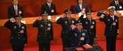 China names former missile force commander defense minister