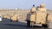 Egypt military says 36 jihadists, 4 soldiers killed in Sinai