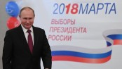 What the world is saying about Putin's re-election