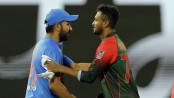 'Fearless cricket': Bangladesh praised after India near-miss