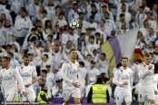 Ronaldo scores 4 goals as Madrid beats Girona 6-3