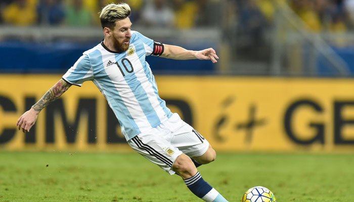 Messi aims at winning 2018 FIFA World Cup trophy in Russia