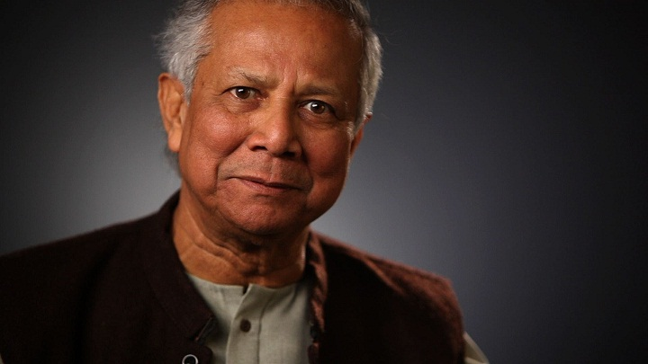 Dr Muhammad Yunus sued in fraud case