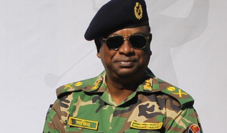Major General Md Shafeenul Islam made new BGB Director General