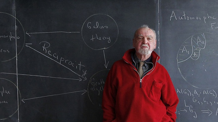 Canadian mathematician Langlands wins Abel Prize