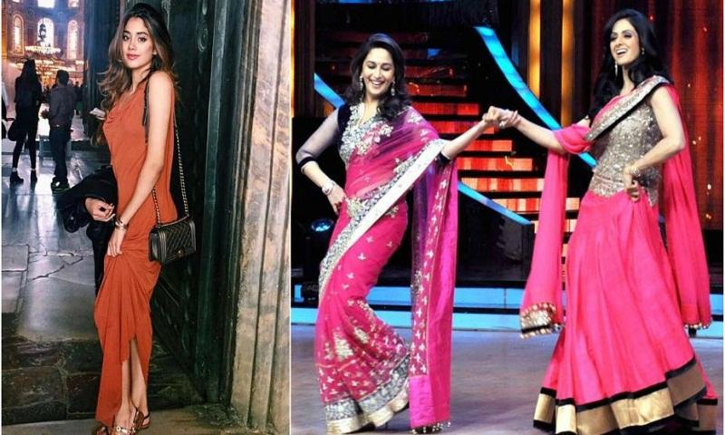 Madhuri Dixit replaces Sridevi in 'Shiddat', confirms Janhvi Kapoor