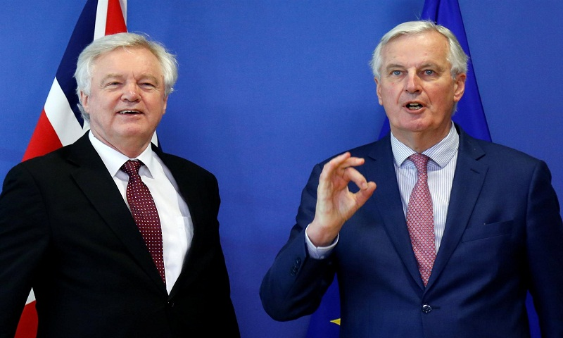 The UK and EU agree terms for Brexit transition period