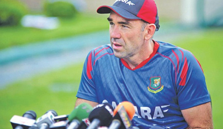 National Cricket Team assistant coach Richard Halsall quits his job