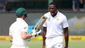 Rabada cleared for Aussie Tests after shoulder barge appeal