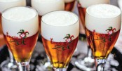Bar glasses with alarm system