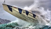 Boat impossible to capsize