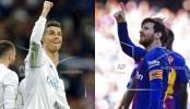 Messi, Ronaldo scoring race heats up in Spain