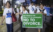 Philippines moves closer to divorce law
