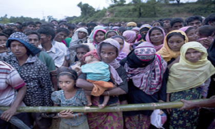 Rohingyabackers-are-destabilising-India:-Government
