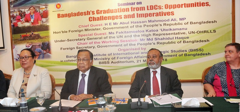 Inclusive strategy needed for effective LDC graduation: Experts