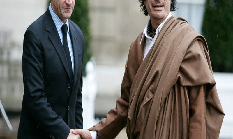 Sarkozy questioned further over campaign financing