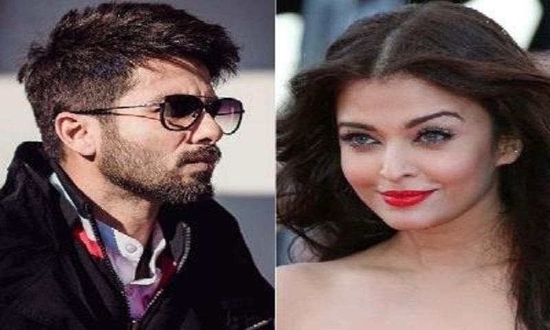 Aishwarya Rai Bachchan opposite Shahid Kapoor in Woh Kaun Thi remake