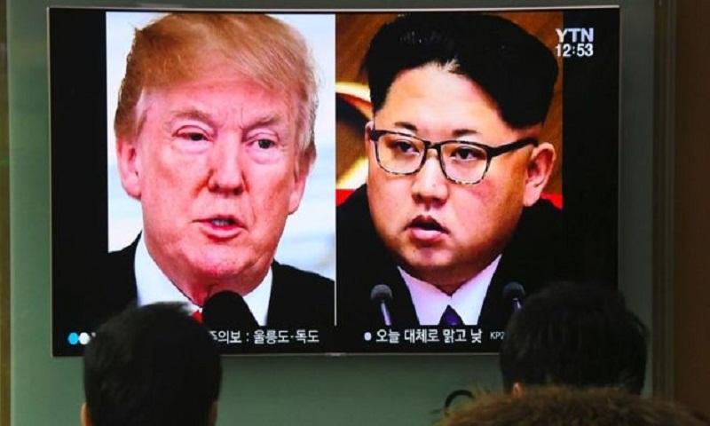 North Korea says sanctions did not push it to seek US talks