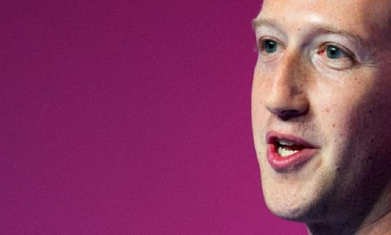 Where is Mark Zuckerberg?